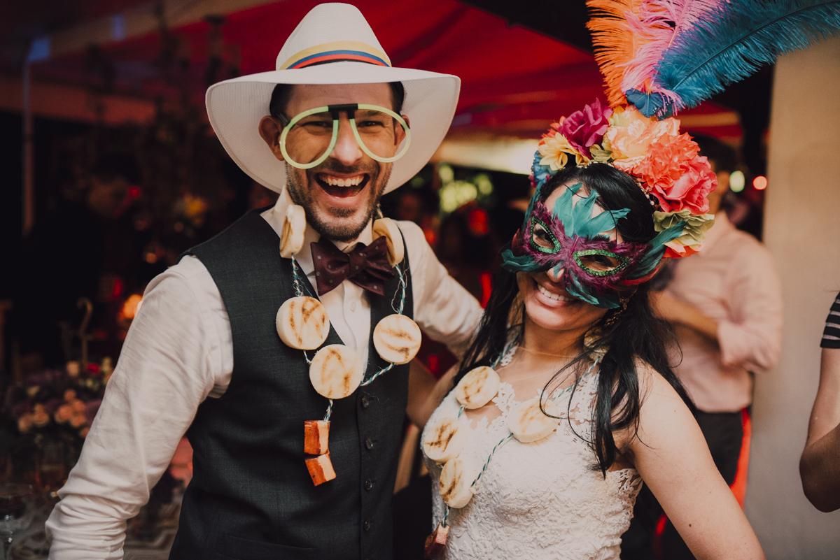 Mejores momentos de la boda, la hora loca de las bodas y algunas recomendaciones según Juan Camilo Méndez