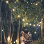 Pareja, boda, matrimonio