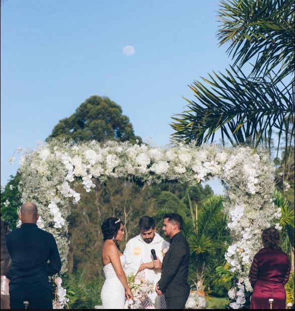 Decoración para bodas en Medellín